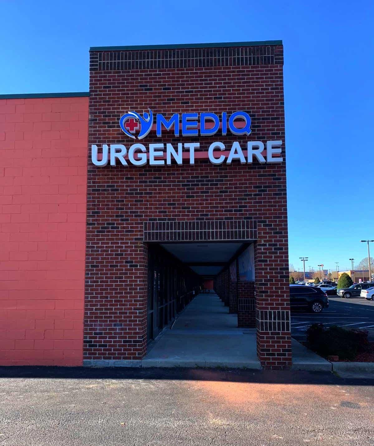 Archdale Urgent Care MEDIQ exterior