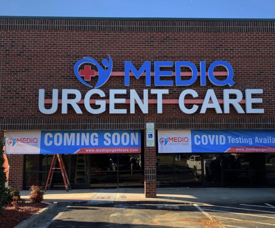 mediq urgent care archdale coming soon!